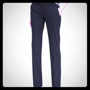 Banana Republic, black woman's dress pants, size 0